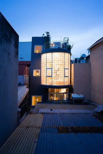 ngôi nhà 3 tầng